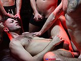 gay porn Satanic Gang Bang Uknm || Faceless, Hooded Strangers Take It In Turn, Cock After Uncut Cock, Turning Riley Tess' Fuck Hole Into a Sopping, Sloppy Cum Smeared Ruin.