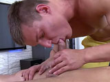 gay porn Studs Anal Sex Massage || This update is a must see! Believe me, your dick will thank you later. There's nothing better than watching strong men rub each the right way. The strength and passion behind it is such a turn on. Nothing but non-stop oil massaging, cock sucking and anal pounding action going on here. Watch and enjoy!.