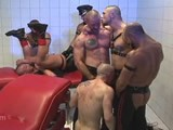 gay porn Ass Wreck Orgy || It's a Cunt-wrecking Free for All When a Harem of Sex Starved Pigs Get Together and Work Each Other's Holes With Fists and Monstrous Oversized Dildos, Fists, and Anal Beads.  Each Hoggish Top Rubs Out a Juicy Load on Their Bottom Pig's Face.