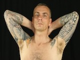 London Dilf Michael In a Fathers Day Special - Beefy Body and Great Cum Shot