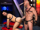 Gay Porn from ClubInfernoDungeon - Big-Bad-Wolf-Scene-2