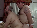gay porn Take My Fucking Dick || a Hairy Chubby Bear Dominates His Chubby Cub!