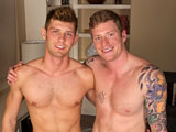 gay porn Edward And David Bareback || Sean Cody Presents Edward and David Bareback