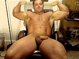 gay porn Web Cam Show Frank || See More on Frank Defeo Web Site