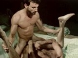 Vintage Gay Porn Superstar, Bearded Al Parker, Fucks Hairy Bob Blount In This Scene From Steve Scott's Classic, Inches (1979).