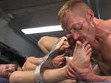 Gay Porn Video from Boundgods - Alex-Adams-And-Adam-Herst