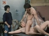 gay porn Vintage Gay Porn - Boynapped || Shackled Michael Hardwick Blows Disco Star Dennis Parker While Straight Porn Star Jamie Gillis Watches In This Scene From Vintage Gay Porn Film Boynapped (1975).