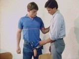 gay porn Peter North Classic Ga || a Teacher (straight Porn Star Peter North Aka Matt Ramsey) Is Fucked by His Well-endowed Student (rick 'humongous' Donovan) In the Classroom and Shoots a Giant Load on His Own Chest. Scene From Classic 1984 Matt Sterling Gay Porn Film, the Bigger the Better.