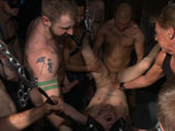 Gay Porn Video from Boundinpublic - Aleks-Kirk-And-Dominic-Pacifico