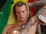 gay porn Kip Is Back || Kip is Back! Hung Blond Nudist Surfer Jerks Off on a Beach in Hawaii!