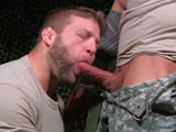 gay porn Tour Of Duty Part 1 || Men.com presents Tour Of Duty Part 1 featuring Colby Jansen and Zeb Atlas