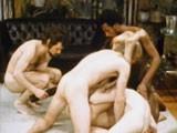 Classic Gay Orgy Scene ||