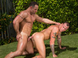Gay Porn from HotHouse - Trunks-8-Scene-4