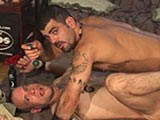 gay porn Chico Gets Bred || Hottie Chico Gets Bareback Fucked Amateur Style by His Buddy, Takes His Load In His Ass, and Has Fun With Hot Sex Toys Along the Way At Sebastian's Studios.