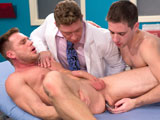 Gay Porn from HotHouse - My-Doctor-Rocks-Scene-3