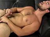 gay porn A073: Lennox's Auditio || Psychology Major and Ex-marine Lennox Has an Almost Tantric Masturbation Technique. He Presses Down His Balls and Rubs the Underside of His Shaft While He Gets In the Zone, and When He Finally Cums, He Sprays a Huge Load Everywhere.
