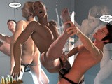 Gay Porn from 3dgayworld - Japanese-Bdsm-3d-Yaoi-Anime