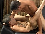 gay porn R160: Cj And Trey Fuck || Trey Is Super Horny and Needs to Fuck Someone. He Takes It Out on Newcomer Cj, Fucking the Big-dicked Bottom Deep and Shooting His Load All Over Cj's Hole.