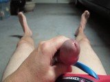 Gay Porn from FeetyDude - Edging-My-Cock