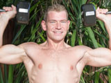 "gay porn Marine Gary || Handsome, Muscle Jock and former US Marine, Gary, gives us a very, revealing, film documenting him, fully naked, shaving, working outdoors, pumping iron and jerk off his BIG, IRISH, GERMAN COCK! We get to see Gary shoot a HUGE LOAD of cum from 3, different, amazing, camera angles in this Exclusive Video from Island Studs! Gary possesses the winning smile, real Marine personality and body that makes both men and women melt at his job as a personal trainer in a popular Honolulu Gym. We get to watch this 27 year old shaving in front of a the large, bathroom mirror, totally naked! Check out his low hanging, nuts sack dangle between his thick, athletic thighs and muscle butt as he shaves! Listen to him talk proudly about his tour of duty in Afghanistan! How often do you get to watch a US Marine standing 5' 10"" and weighing a solid 180 lbs with a great body, soap up and shave his face, fully nude at the bathroom sink!?! In the garden, Gary picks up a set of weights and begins a full work out routine for us, FULLY NAKED with a BIG BONER! Look at the huge, mushroom head on his throbbing cock, as he pumps iron outdoors in the lush, tropical jungle.  His body is quickly covered in sweat from the heat! When did you learn you had a BIG DICK"" I ask. ""A year to two after high school"", he states with a big Military smile, ""I use to be innocent"". In our Nudist Worker Series, I put horny Gary to work, cleaning the swimming pool. There are amazing closeups of Gary's dangling dick and athletic, bubble butt, as he works naked in the Hot, Hawaiian Sun! Piss Lovers Alert: Gary not only pees here, but the way he delivers his golden shower is unique! The WIDE SLIT in his BIG, MUSHROOM dick head creates the WIDEST STREAM of piss we have ever seen! AND then delivers a real LONG, horse piss!  Gary sits down in a chair for a long JO session. Looks at his amazing, thick cock and big, ball sack as he strokes his RED, HOT, MARINE COCK!  Gary stands up to complete his JO work out! The camera loves this sexy, Island Stud, as he stands in the garden, jerking his beautiful cock. He spits on his dick several times as he jerks!  Listen to Gary moan and groan as he delivers an AMAZING geyser of cum while standing! Look at the shocking fountain of white milk, which pumps out of this big, Dick Head. Cum lands all over the grassy lawn between his feet! Watch as his hard cock drips cum, as the camera roams around his thick thighs and big, ball sack! Look at all the sticky goo this Marines hands! Gary walks back into the bathroom and takes a hot, soapy shower. Check out the two mosquito bites on his fine, white ass! He was so busy enjoying his Cock he did NOT even know he was getting bit!  This ALL REAL, ALL UNEDITED, hot JO action, only found on Island Studs! Feast your eyes on his perfect body as he cleans himself in the steaming water! There is something so sexy about watching a real, US Marine soap up his big pecs and muscle ass in a shower!  Gary is our latest recruit to the growing stable of real military men shot here in Hawaii. Enjoy this very intimate video of this hung, sweet, real, personal trainer and his amazing, Military cock!"