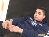 gay porn Hot Latin Papi Jerking || Check Out This Hot Latin Papi Jerking Off His Nice Uncut Dick.  Watch Him Shoot a Fat Cream Load.  Check Out This and More At Nakedpapis