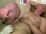 gay porn Jacob And Dr Simmons - || College Boy Physicals presents Jacob and Dr Simmons - Part 2