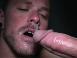 Max Cameron's Famed Cocksucking Skills Are Put to the Test by Henry's Mammoth Dick, a Hefty Monument to Manhood Made Flesh. Proving Himself More Than Up to the Challenge, the Cock Connoisseur Takes His Sweet Time as He Worshipfully Devours Every Fat Inch, From Base to Glistening Tip. This Cum Junky Won't Rest Until He Earns His Ultimate Gooey Reward and Henry's Steaming Man Milk Sprays Out All Over His Hungry, Hard-working Tongue.