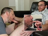 gay porn Feeding On Uncut Hairy || Watch as Seth Chase Swallows a Load From an Uncut Hairy Straight Guy.