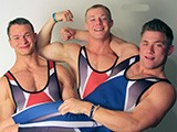 gay porn Wrestlers Do It Best || Wrestlers Talk About an Old Story That Leads to Some Fun.