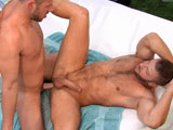 Gay Porn from TitanMen - Resort-Scene-1-Hunter-And-Colby