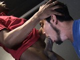 "gay porn Javin Black Dick || This Week We're Taking on the Time Honored Question of What Happens When an Immovable Object (javin's Infamous 13"" Dick) Meets an Unstoppable Force (the Suction of Renowned Cocksucker Cory Koons' Mouth). the Short Answer: an Explosion of Sexual Energy and Cum! the Valiant Cock Whore Sacrifices Himself In the Name of Science, Pushing Himself Past the Limit as He Tries to Take Every Gullet-stretching Inch of Javin's Uncut Ebony Boner. a Paul Morris Scene."