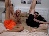Gay Porn from GuysInSweatpants - Tylers-Raw-Fantasy-Fuck