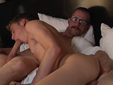 gay porn My New Stepdad Is A Pervert || Stepdad Adam Herst cant resist temptation when he finds a video of his stepson, Travis Stevens, jerking off on camera. Travis walks in on his stepdad stroking his cock to the video and he decides that this is the perfect opportunity to show what a perfect stepson he can be. He graciously rewards his stepdad with some quality bonding time which includes sucking, rimming, and a whole lot of step-daddy cock, pounding his tight ass.