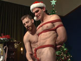 gay porn John Smith And Sebastian Keys || Welcome to our Live Men on Edge Holiday Special! We have John Smith and Sebastian Keys joining us for the holidays as Vanta Clause arrives with lots of fun toys and goodies. We start John off with his hands bound behind his back while we tease his cock till it's standing at attention. Aching to cum, John tries to fuck our hands in the bondage as we continue to drive his cock wild until he bursts a huge load right onto his stomach. Up next, at the member's request, we tie Sebastian on the bed, spread eagle while John learns the ways of edging cock. An electric ball pouch is placed around Sebastian's nuts before we torment him with more electricity up his ass. After driving him wild, Sebastian finally blows his load before he's finished off with post-orgasmic torment and extreme tickling.