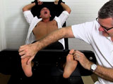 Smooth Muscle Hunk Jacob Gets Tickled