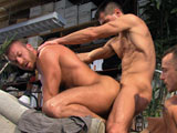 Gay Porn from TitanMen - One-Thing-Leads-To-Another-David-Hunter-And-Jessie