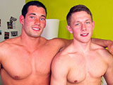 gay porn Ryan Winter Fucks Jaso || PREVIEW --- FULL video releases to GayHoopla members at 12:01am Pacific USA time on January 26th, 2014. In the meantime members, let us know what you think!