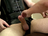 Gay Porn from boygusher - James-Latex-Fetish-Part-2
