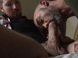 Sometimes a Man Is Starving for Dick and Chokes It Down Whole. Other Times, He Might Take the Time to Stop and Savor -- Not Just the Cock but the Experience Itself, Drinking In Every Moment Like It's a Prized Drop of Cum. That's How Nick Forte Took It When We Set Him Up With Horse-hung Leo Vega. Nick Handles Leo's Considerable Schlong With Reverence. After Whetting His Appetite on Leo's Leaking Head and Promisingly Heavy Balls, Nick Finally Gives In to Desire and Surrenders His Throat to Leo's Cock.