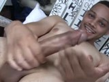 Mixed Latino Jacking Off ||