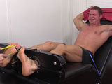 Muscle Hunk Viggo Tickled Crazy