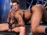 Gay Porn from HotHouse - Theo-Ford-And-Osiris-Blade