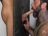 gay porn G135: Cameron || 22 Y.o. Cameron Is Like a Walking Hard-on, Always Horny and Looking for a Release. He'll Try Anything Once, Including Sticking His Dick Through a Hole to Get His Rocks Off.