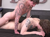 Gay Porn Video from Brokestraightboys - Cage-Kafig-And-Ronan-Kennedy-Raw