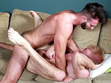 gay porn Longing || Jarec Wentworth and Christopher Daniels are in love. They enjoy every caress as they kiss and touch each other affectionately, and passionately. They take turns sucking on one anothers huge, hard dicks. Jarec slides his thick, juicy tool into Christophers tight ass, and fucks him intimately.