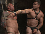 Gay Porn from boundgods - Trenton-Ducati-And-Hugh-Hunter