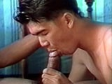 gay porn Vintage Thai Porn || Showcasing the Men of Thailand, This Vintage Gay Porn Video Features Slender and Smooth Uncut Beauties Cavorting In No-frills Action In a Gorgeous Setting With Thai Pop as the Musical Accompaniment. This Scene Features Two Men Fucking and Sucking Outdoors on a Houseboat, as Other Men Splash In the Water and Boat By. the Top Is Tattooed and Handsome and Cums All Over the Bottom's Chest and Stomach.