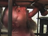 Gay Porn from RawAndRough - The-Piss-Cage