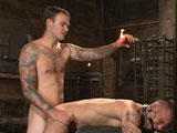 Gay Porn from boundgods - Christian-Wilde-And-Chris-Harder