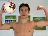 Gay Porn from englishlads - Footballer-Jason-Shows-Off